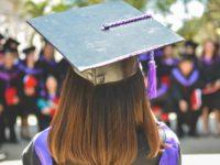 graduate university student