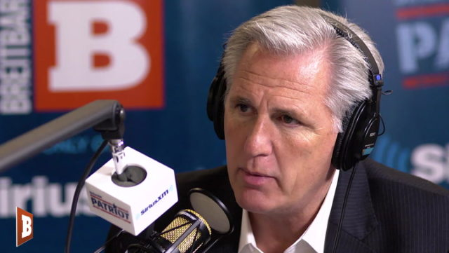 Kevin McCarthy Details Republican Plan to Retake House Majority