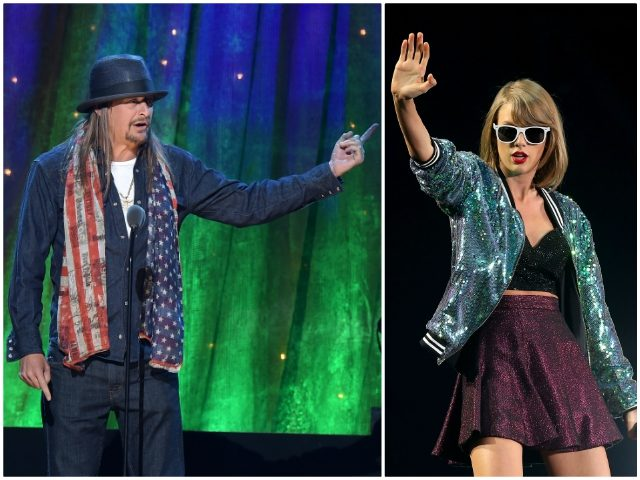 Kid Rock Bashes Taylor Swift With Unsurprisingly Sexist Tweet