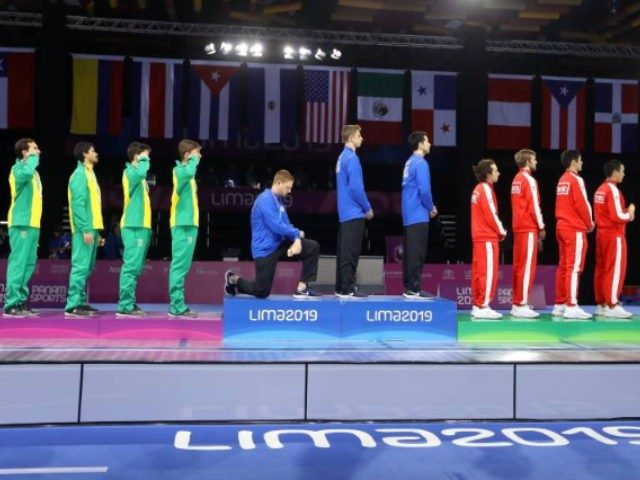 Race Imboden, Gwen Berry Receive 12-Month Probation for Anthem Protests at Pan Am Games