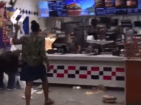 McDonald's customer goes on absolutely insane rampage 'after being told she couldn't have a McFlurry'