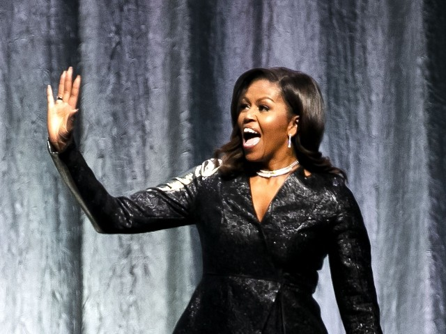 Michelle Obama Thanks Her High School for Naming Building After Her   Breitbart