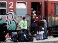 migrant crisis train