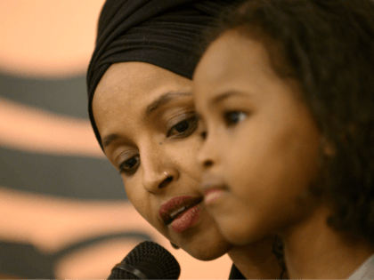 Omar's Call for UN Takeover of Mexico Border Undermined by History of Child Rape Scandals