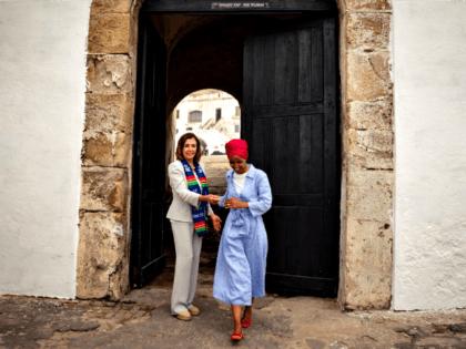 omar-pelosi Ghana