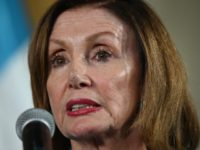 Protesters Demanding Impeachment Crash Nancy Pelosi Award Ceremony