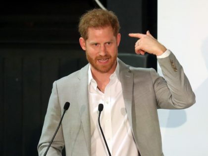 ONDON, ENGLAND - JUNE 12: Prince Harry, Duke of Sussex attends the launch of Made by Sport at Black Prince Trust on June 12, 2019 in London, England. Made by Sport is a new campaign bringing together a coalition of charities supporting disadvantaged young people through sport. (Photo by Chris …