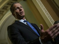 Sen. John Thune Delaying Trump FCC Nominee Critical to Tackling Big Tech Bias