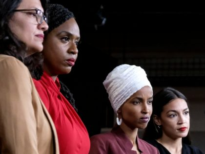 The 'Squad' Reacts to Israel Fallout, AOC Pledges to Cease Trips to Israel