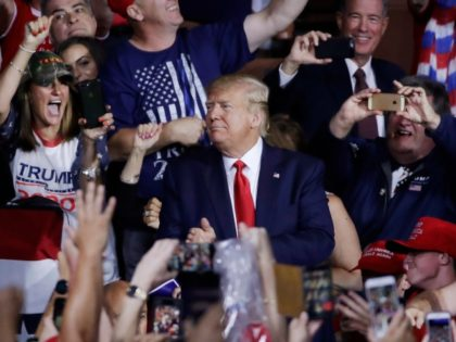 ***Live Updates*** Trump Holds New Hampshire Rally
