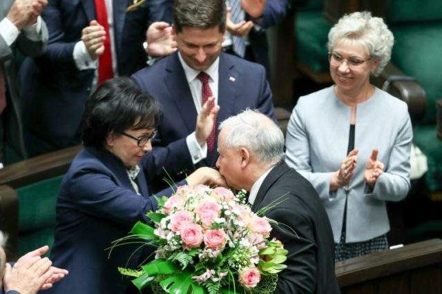 Polish parliament elects new speaker after expenses scandal