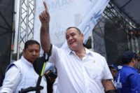 Unpopular pair seek presidency in corruption-weary Guatemala