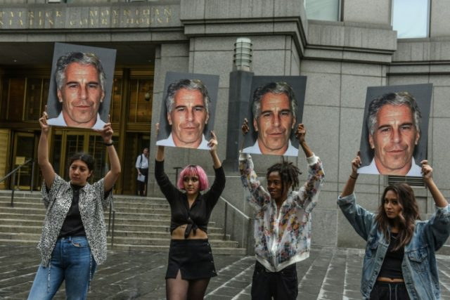 'I was terrified': How Epstein allegedly built a network of victims