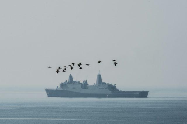 China denies US warship visits to Hong Kong: Navy