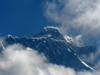 Before taking on Mount Everestclimbers will first have to have successfully topped another 6,500 metre peak