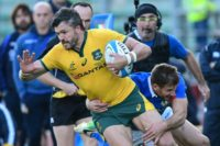 Ashley-Cooper to play fourth World Cup as Wallabies name squad