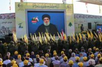 Hezbollah chief denounces Beirut 'drone attack'