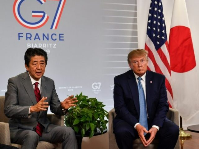 Abe trade deal helps United States  farmers, forestalls auto tariffs