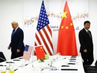 Trump: U.S. Very Close to 'BIG DEAL' with China