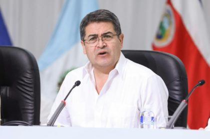 Honduras' President Juan Orlando Hernandez is set to visit Israel on Friday
