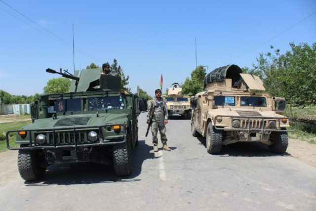 Khalilzad reacts to latest Taliban attack on Kunduz city