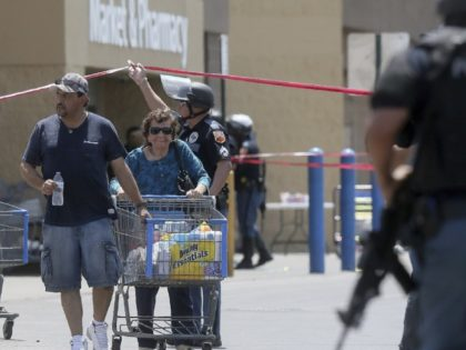 The Latest: El Paso mayor says police investigating post
