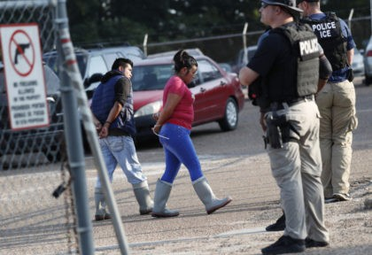Mississippi ICE Raids: No Employers Charged Yet for Hiring Illegal Aliens