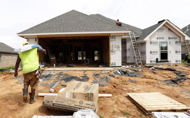 Us Home Construction Fell 4 In July Breitbart