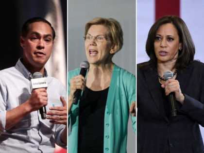 Nolte: Democrats Worry as Filing Deadlines Cement Weak 2020 Field