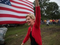 Elizabeth Warren Surges in 2020 Democrat Primary