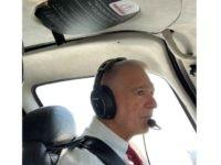 Abraham in Plane 1