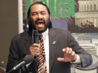 Rep. Al Green Complains Resolution Fails to Cite Trump's 'Discrimination'