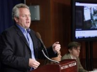 Andrew Breitbart and James O'Keefe (Haraz N. Ghanbari / Associated Press)