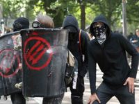 FBI Chief: 'Antifa a Real Thing,' But It's an Ideology or Movement, Not an Organization