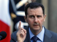 Assad: Syrian Opposition 'Staged a Play' with Fake Chemical Weapons Victims