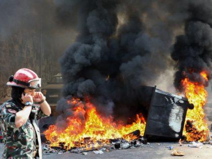 Beirut Burns: Lebanon's Capital Erupts over Worsening Economic Crisis
