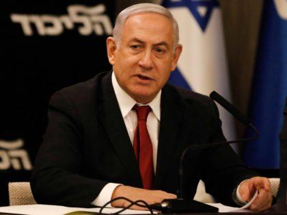 Benjamin Netanyahu (Menahem Kahana / AFP / Getty)