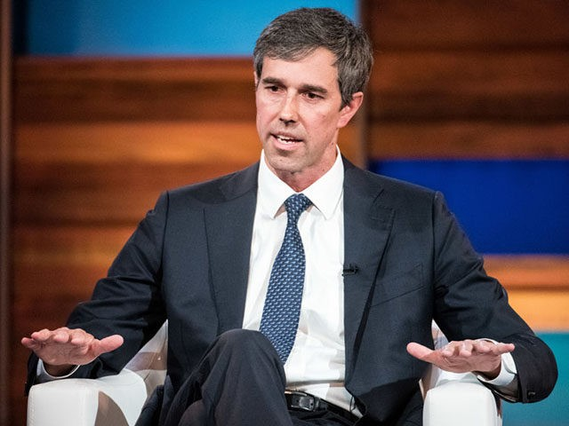 CHARLESTON, SC - JUNE 15: Democratic presidential candidate and former U.S. Rep. Beto O'Rourke participates in the Black Economic Alliance Forum at the Charleston Music Hall on June 15, 2019 in Charleston, South Carolina. The Black Economic Alliance, is a nonpartisan group founded by Black executives and business leaders, and …