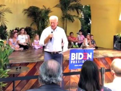 Another Gaffe: Joe Biden Can Not Remember the Word 'Escalator'