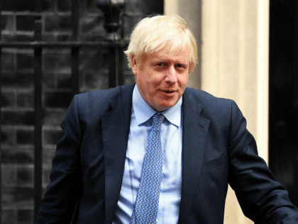 LONDON, ENGLAND - SEPTEMBER 4: British Prime Minister Boris Johnson leaves after a cabinet meeting at Downing Street on September 4, 2019 in London, England. Last night the Rebel Alliance, including 21 Conservative MPs, won a vote that allows them to take charge of the Parliament order paper today, allowing …
