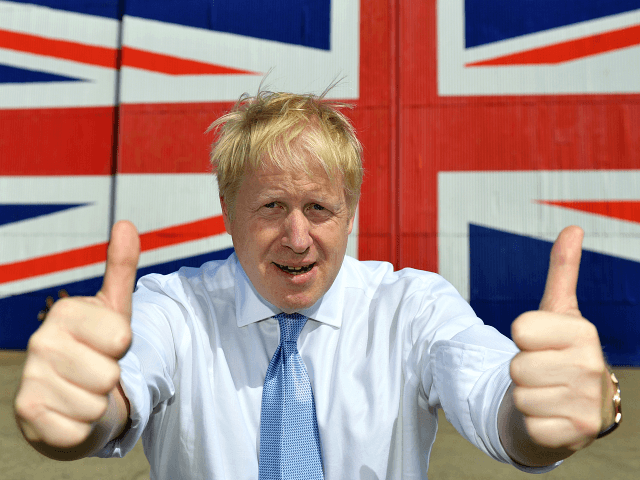 Johnson pledges leaving European Union on January 31