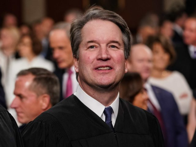 Brett Kavanaugh (Doug Mills-Pool/Getty Images)
