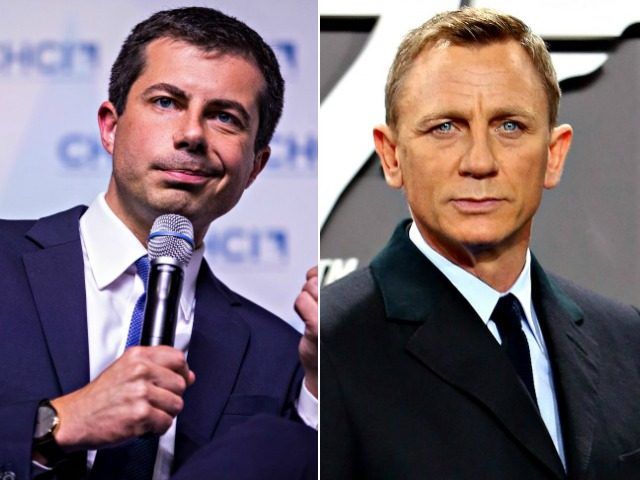 Buttigieg and Bond