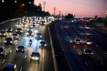 California Freeway, Cars