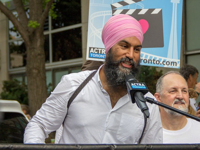"""New Democrat Party (NDP) leader Jagmeet Singh, Canada's first non-white party leader and a serious contender in the October federal elections, said on Thursday that Prime Minister Justin Trudeau's blackface photos and videos were a """"troubling"""" and """"insulting"""" slap at Canadian minorities."""