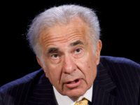 In this Oct. 11, 2007 file photo, activist investor Carl Icahn speaks at the World Business Forum in New York. Donald Trump, the Republican presidential nominee, tells The Associated Press that he's sad that the Taj Mahal's new owner, his friend and fellow billionaire Icahn, and the casino workers' union …