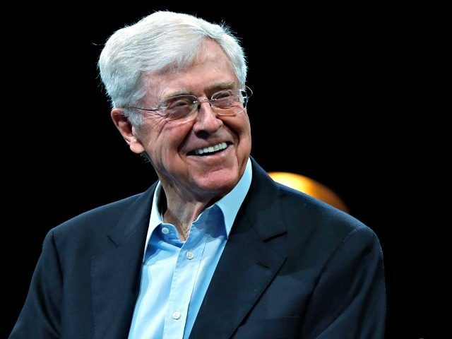 FILE - This June 29, 2019, file photo show Charles Koch, chief executive officer of Koch Industries, at The Broadmoor Resort in Colorado Springs, Colo. Billionaire industrialist Charles Koch's powerful network that's known for influencing state policy is now targeting education issues. He's also taking on school choice as the …