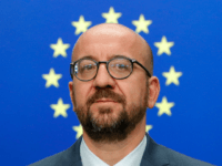 TOPSHOT - Belgium's Prime Minister Charles Michel looks on as he addresses the media after the EU leaders struck a deal on the bloc's top jobs during the third day of a EU summit, in Brussels on July 2, 2019. - EU leaders on July 2 neared a hard-fought summit …