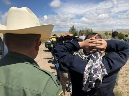 U.S. Border Patrol agents from the Big Bend Sector and their law enforcement partners foil human smuggling scheme. Ten citizens of China taken into custody.