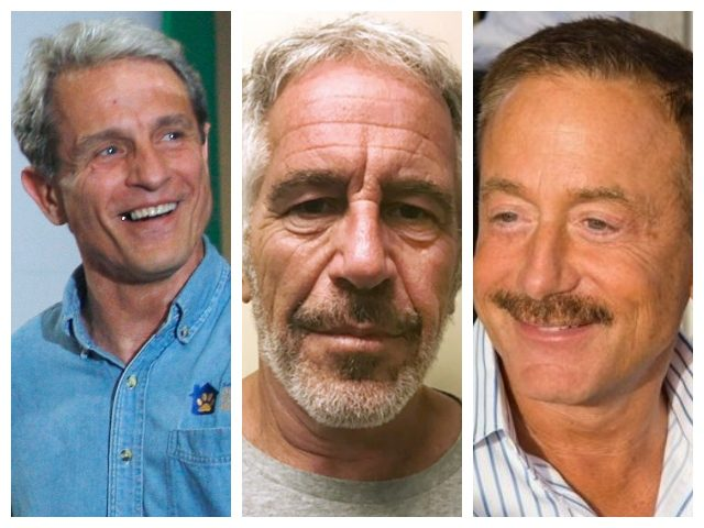 Combo of Ed Buck, Jeffrey Epstein, and Terry Bean